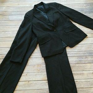 J. Crew Two Piece Pinstripe Suit